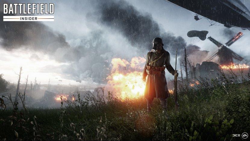Немного подробнее об оружии Battlefield 1 в новом трейлере от DICE