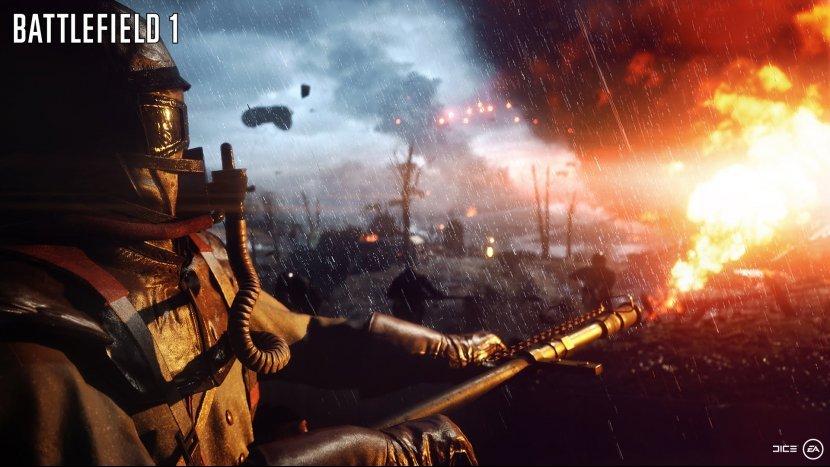 Официальный анонс, дебютный трейлер и настоящая дата выхода Battlefield 1