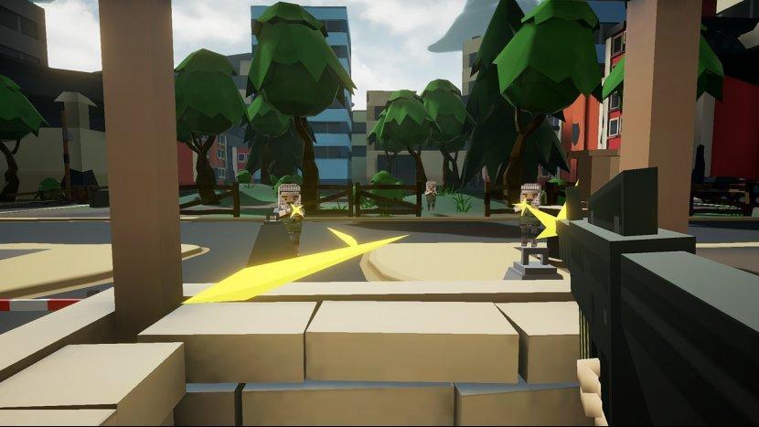 Создатель игры DayZ анонсировал свою новую игру – Out of Ammo
