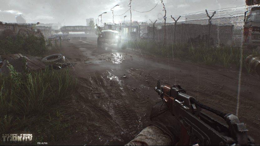 Появился новый видеоролик с геймплеем альфа-версии Escape from Tarkov