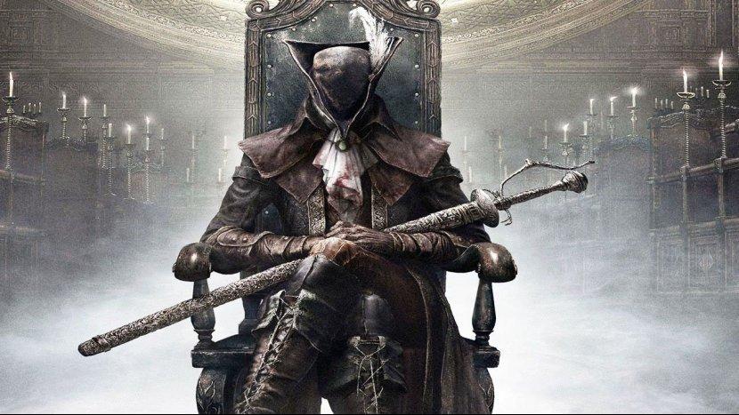 Геймплей Bloodborne: The Old Hunters