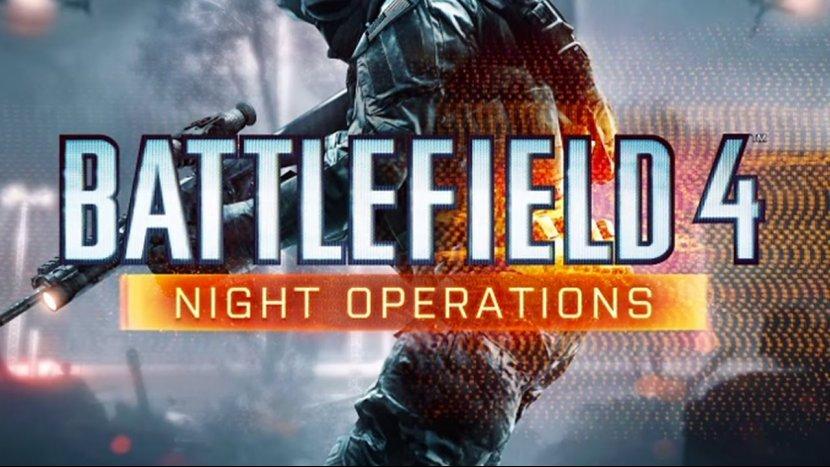 DLC «Night Operations» для Battlefield 4 выходит в сентября
