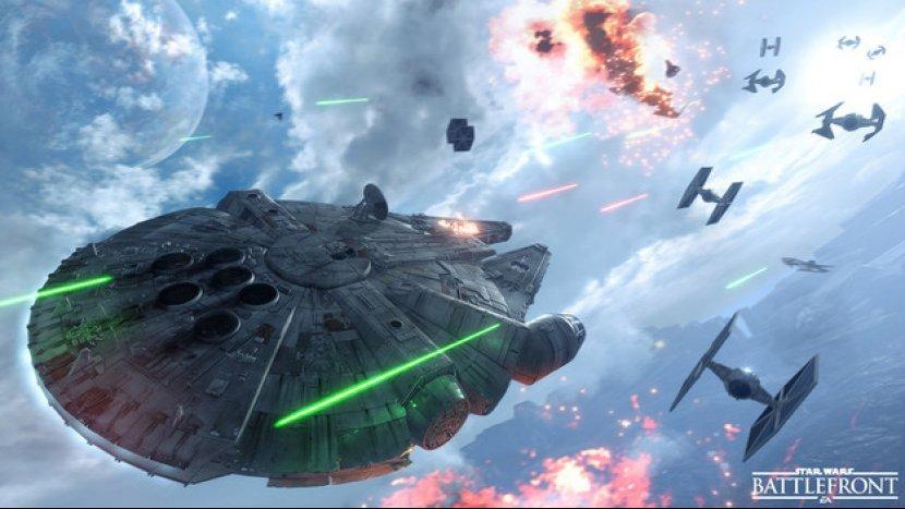 Представлен режим «Эскадра» для Star Wars: Battlefront