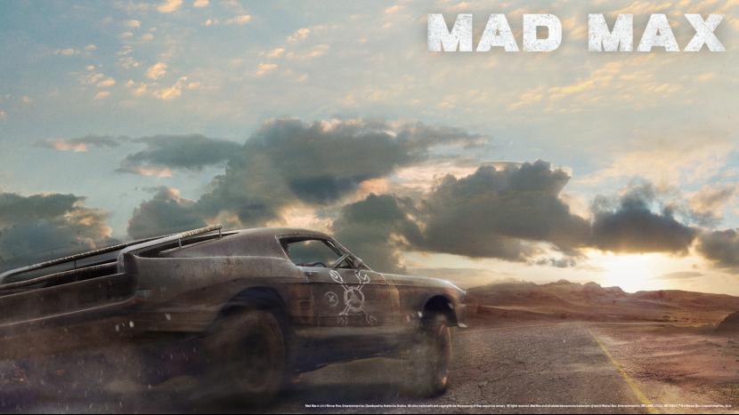 Новый трейлер для Mad Max поведал о строениях в игре