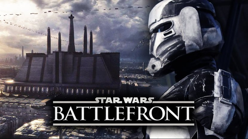 Предзаказы игры Star Wars: Battlefront сильны и велики