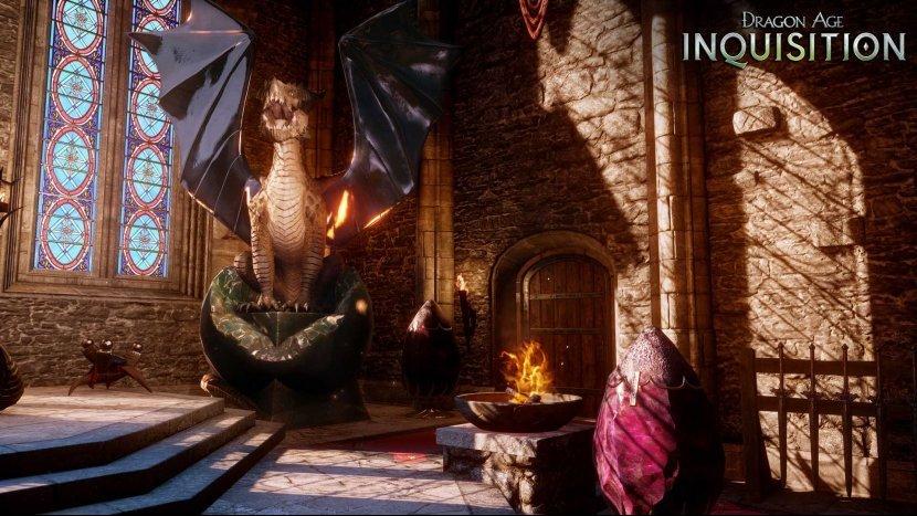 Для Dragon Age: Inquisition выпустили новые наборы оформления Скайхолда