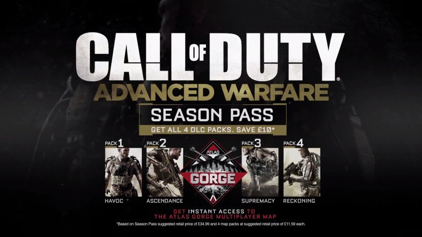 Новое DLC для Call of Duty: Advanced Warfare теперь сперва посетит PC, PS3 и PS4