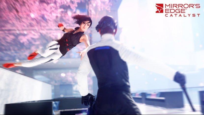 Опубликованы новые детали геймплея Mirror's Edge: Catalyst