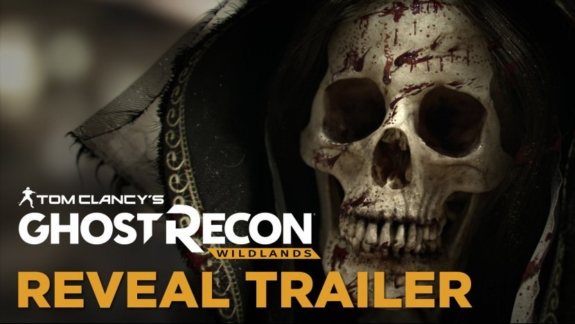 Компания Ubisoft анонсировала свой новый проект под названием «Ghost Recon: Wildlands»