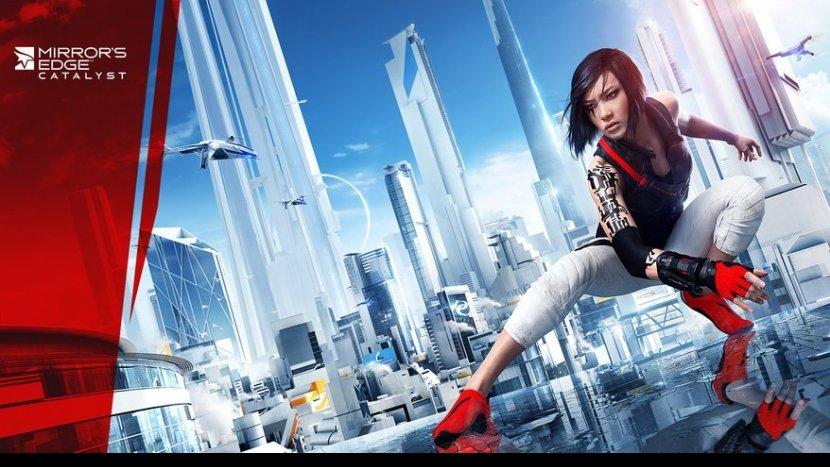 Игра Mirror's Edge: Catalyst в реальной жизни