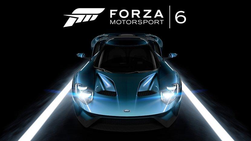 Новые подробности Forza Motorsport 6