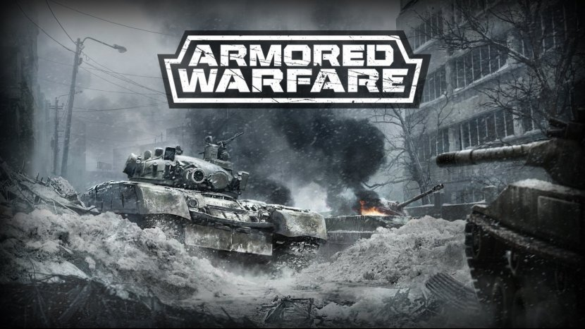 «Вечная мерзлота» – новая карта для игры Armored Warfare