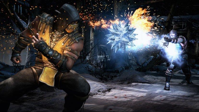 В Mortal Kombat X есть способ играть заблокированными персонажами на PC