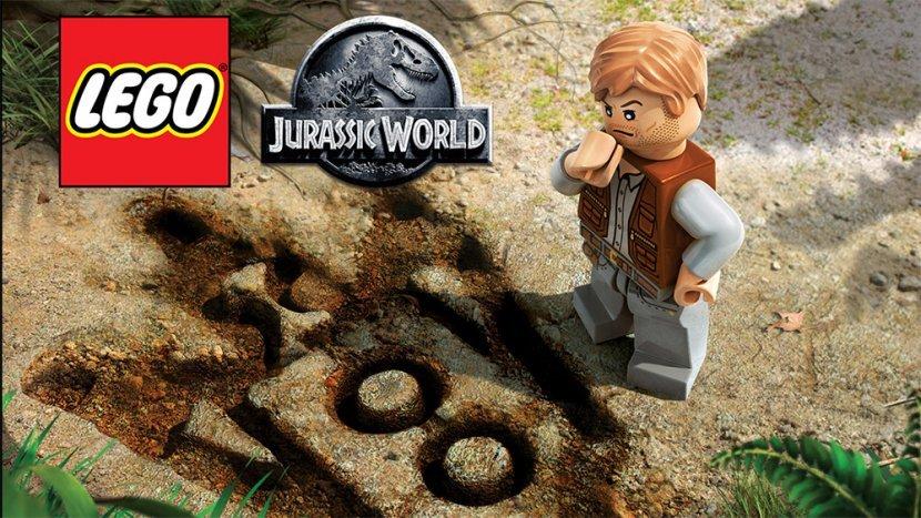 LEGO Jurassic World - первый полноценный трейлер