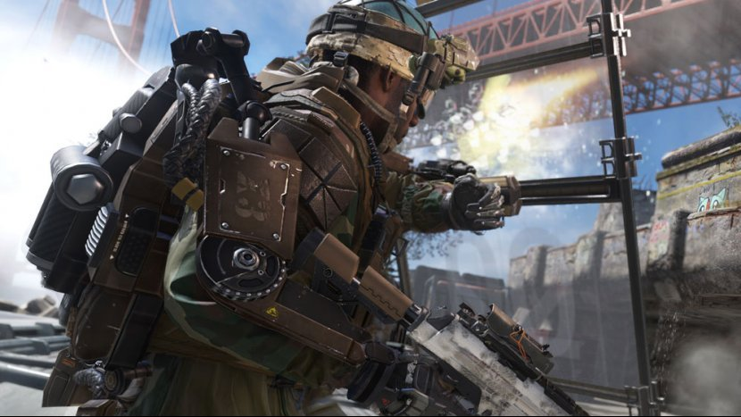 Светлое будущее Call of Duty