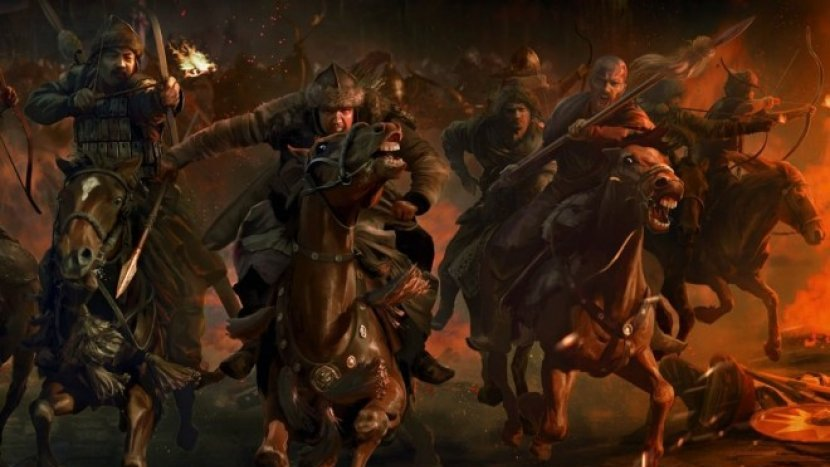 Total War: Attila - вторжение начнется в феврале