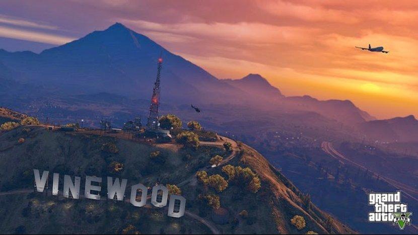 Официальный трейлер к выходу GTA V на Playstation 4 и Xbox One
