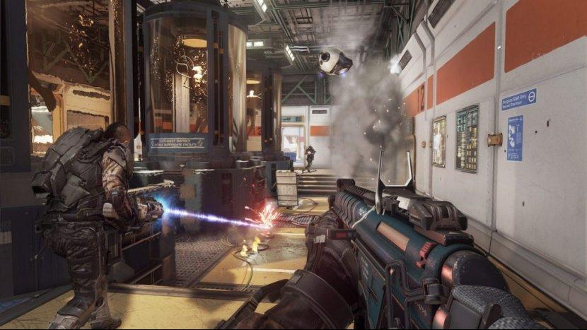 О первом DLC для CoD: Advanced Warfare