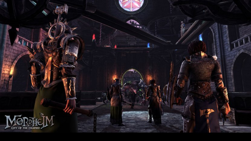Пошаговая RPG по Warhammer скоро появится в Steam