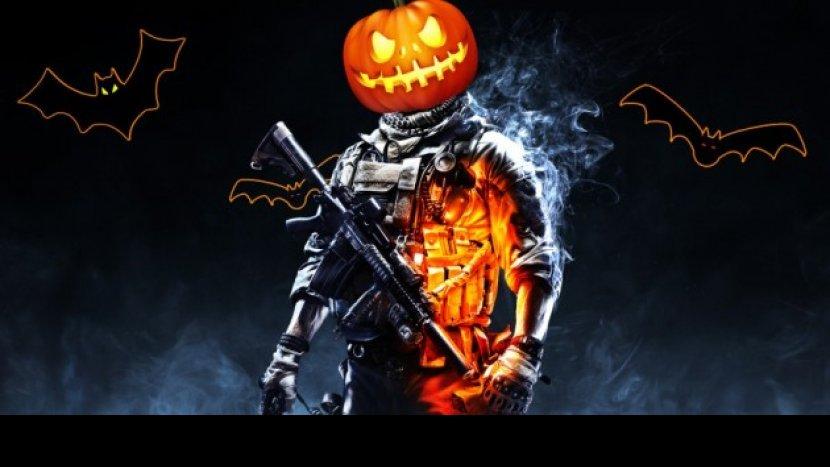 Хэллоуин в Battlefield 4