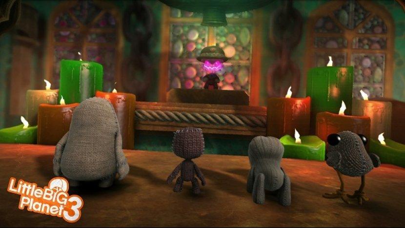 LittleBigPlanet 3: Сравнение версий для PS3 и PS4