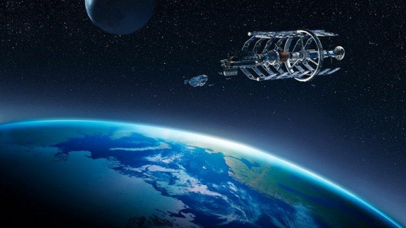 Вступительный ролик Civilization: Beyond Earth
