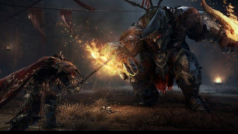 Lords of the Fallen на Xbox One остался без FullHD