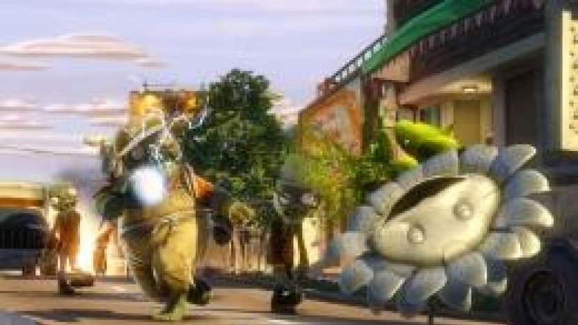 Трейлер PC-версии Plants vs Zombies: Garden Warfare