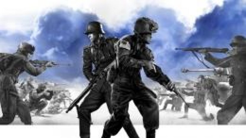Company of Heroes 2: The Western Front Armies Live-трейлер