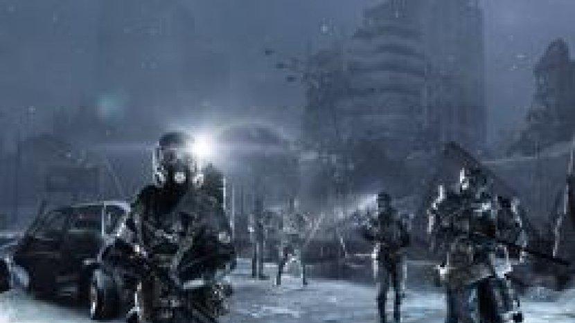E3: Первая демонстрация геймплея Metro Redux