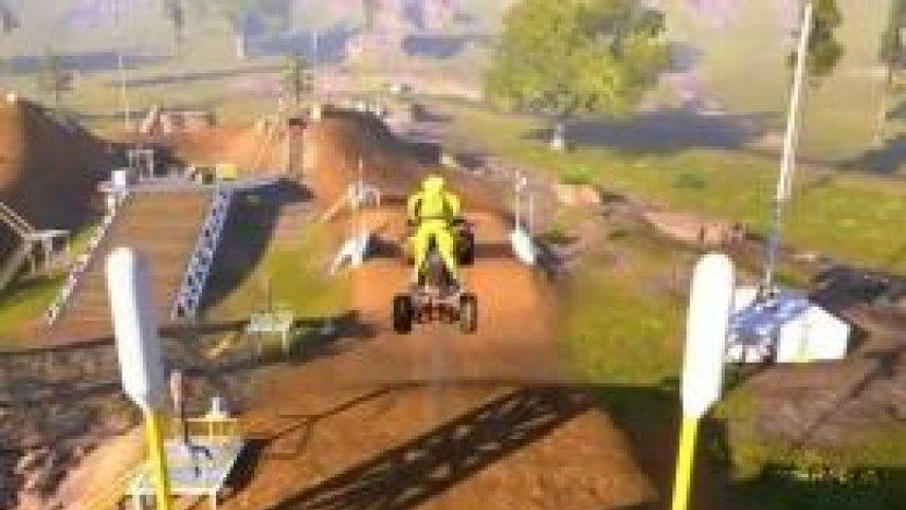 Длинная демонстрация геймплея Trials Fusion