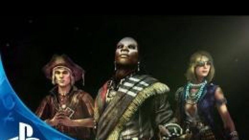 Новые персонажи для Assassin's Creed IV: Black Flag