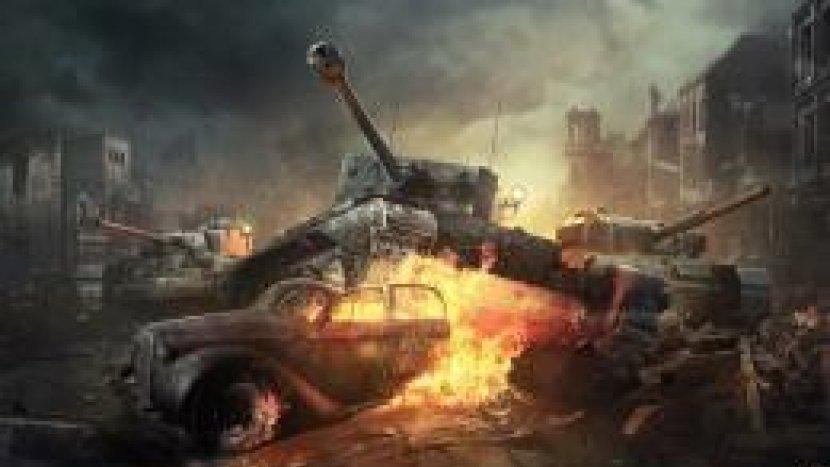 Свежее обновление для World of Tanks добавило в игру новый режим