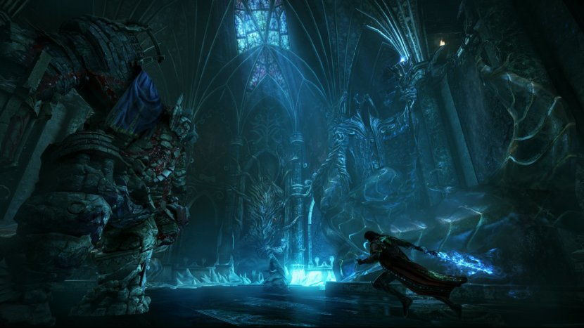 Анонс Castlevania: Lords of Shadow 2 - Special Edition