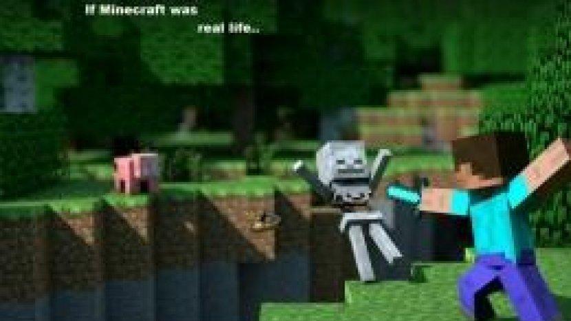 Суммарные продажи Minecraft превысили 40 млн. копий