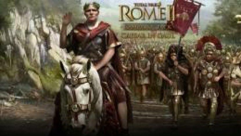 Состоялся релиз Total War: Rome II - Caesar in Gaul