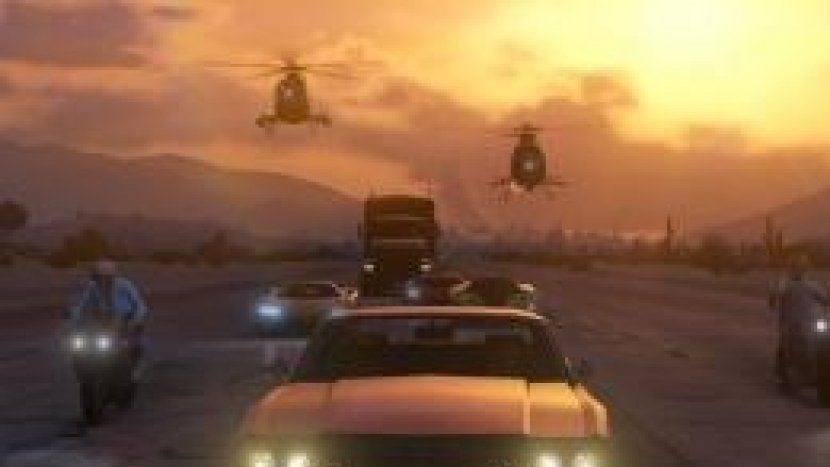 Новые геймплейные идеи появятся в GTA Online