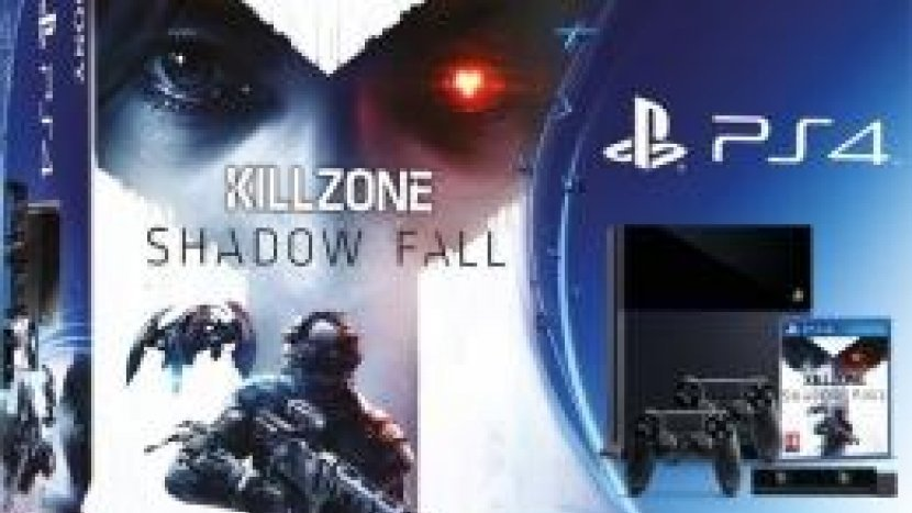 Инсайд: первый бандл PS4