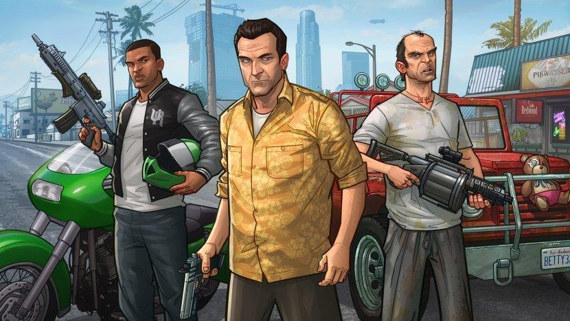 GTA Online ни в коем случае не будет платной