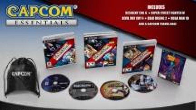 Сборник Capcom Essentials