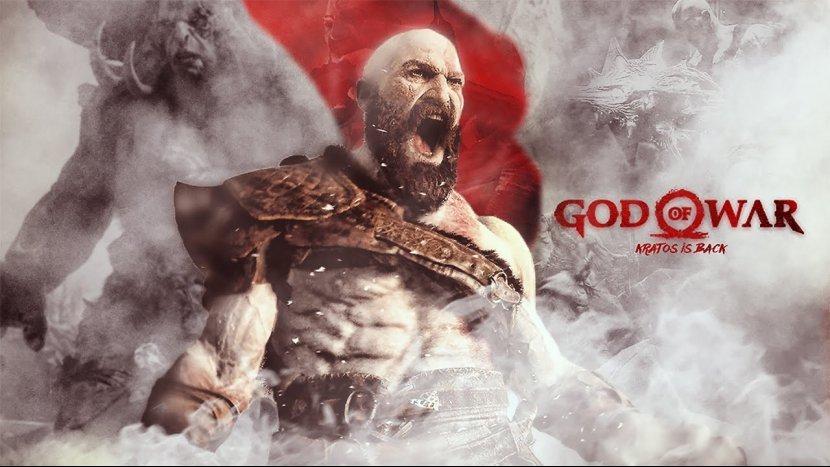 Игра God of War 4 (2018) официально получила возрастной рейтинг 17+