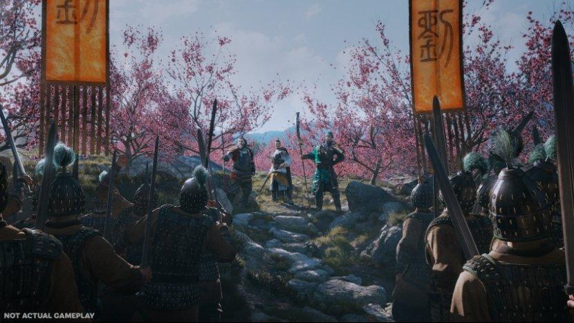 Состоялся анонс Total War: Three Kingdoms, новой игры в серии Total War