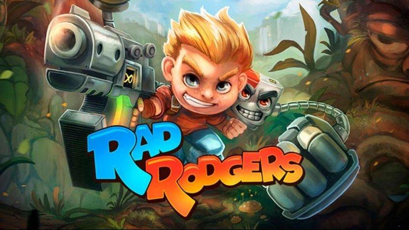 Красочная графика и эпичный геймплей в новом трейлер игры Rad Rodgers
