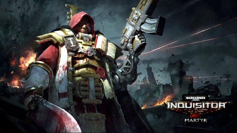 Вышел трейлер сюжетной кампании Warhammer 40,000: Inquisitor – Martyr