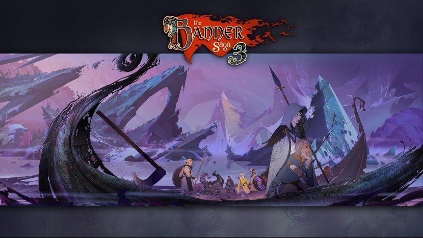 The Banner Saga 3 выйдет летом 2018 года