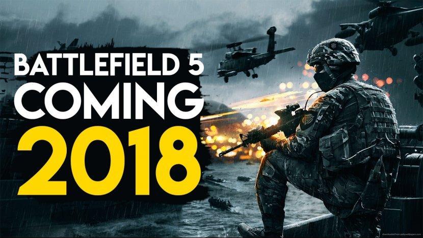 Скоро появится трейлер новой части Battlefield
