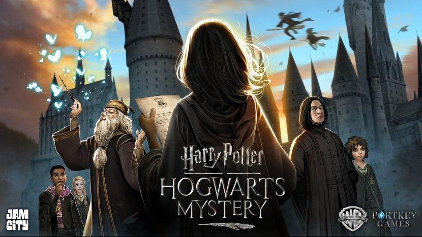 Новый трейлер с игровым процессом Harry Potter: Hogwarts Mystery