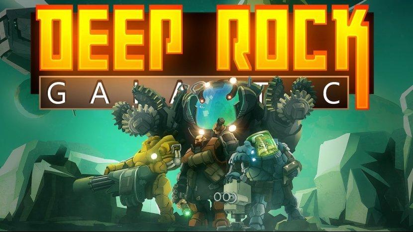Игра про космических гномов из Deep Rock Galactic добралась до «Раннего доступа»