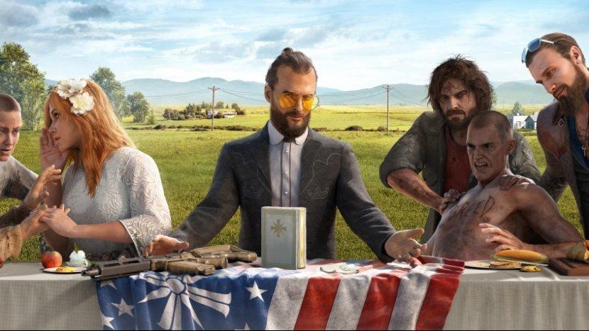 Far Cry 5 обойдётся без лутбоксов, но за то будут микротранзакции