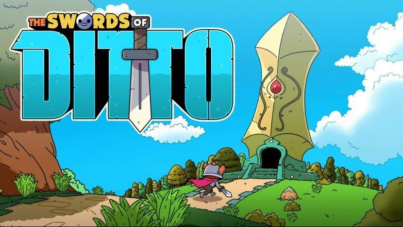 В The Swords of Ditto герои должны будут спасти мир всего за три дня